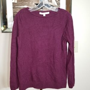 Nordstrom Collection Cashmere Sweater Sz S